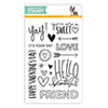 Simon Says Stamp Hello Beautiful Stamp Set SSS101603