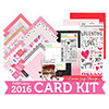 Simon Says Stamp Card Kit of the Month February 2016 SWEETHEART CKFEB16