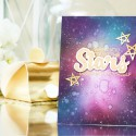 MFT Guest Designer | Galaxy Background - Count the Stars