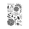 Hero Arts Clear Stamps YOU'RE SO LOVELY CL949
