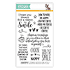 Simon Says Clear Stamps Choose Happy