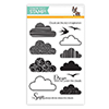 Simon Says Clear Stamps CLOUDY SKY SSS101594 Reason To Smile