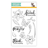 Simon Says Clear Stamps FRIENDSHIP BLOOMS SSS101600 Reason To Smile