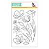 Simon Says Clear Stamps Spring Flowers Stamp Set SSS101595