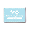 Simon Says Stamp Premium Dye Ink Pad SURF BLUE Ink019
