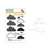 Simon Says Stamps And Dies CLOUDY SKIES Set247CS Reason To Smile