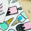 Altenew | Thank You for Being so Sweet! Ice Cream Card by Yana Smakula