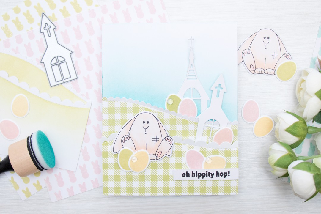 Simon Says Stamp | Oh Hippity Hop. Video and Giveaway