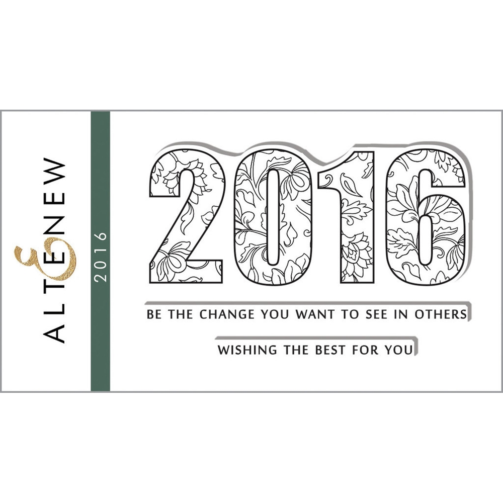 Altenew 2016 Clear Stamp Set