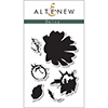 Altenew DAISY Clear Stamp Set