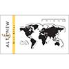 Altenew MINI ATLAS Clear Stamp Set