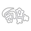 Altenew ORIENTAL ORCHID DIE Set