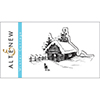 Altenew WINTER COTTAGE Clear Stamp Set