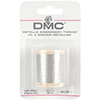DMC Metallic LIGHT SILVER Embroidery Thread 283ZA