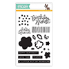 Simon Says Clear Stamps BIRTHDAY FLOWERS SSS101616