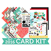 Simon Says Stamp Card Kit of the Month APRIL 2016 A COLORFUL LIFE ck416