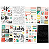 Simple Stories LIFE IN COLOR Stickers 5032