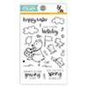 imon Says Clear Stamps CUTE CHICKS Neat and Tangled Exclusive SSS101608 Spring