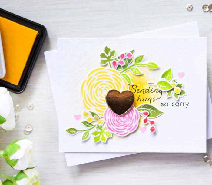 Hero Arts | Lasting Hearts Blog Hop