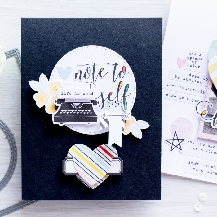 Simon Says Stamp | April 2016 Card Kit – Black Base