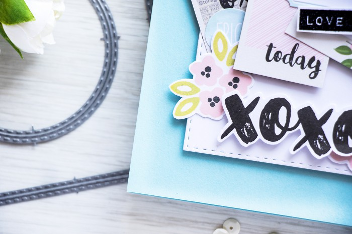 Simon Says Stamp | April 2016 Card Kit – Embellishment Clusters