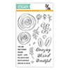 RESERVE Simon Says Clear Stamps SKETCH RANUNCULUS SSS101626 My Favorite