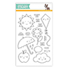 Simon Says Clear Stamps HAPPY DAYS SSS101609