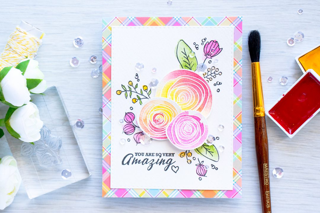 Simon says stamp messy watercolor floral card video yana smakula simon says stamp messy watercolor floral card video sketch ranunculus bookmarktalkfo Choice Image
