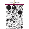 Altenew VINTAGE FLOWERS Clear Stamp Set