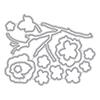 Altenew Vintage Flowers Die Set