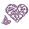 Spellbinder Hearts and Flutter Dies