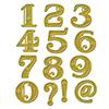 Spellbinders Victorian Numbers Dies