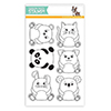 Simon Says Clear Stamps CUDDLY CRITTERS SSS101610 My Favorite