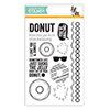 Simon Says Clear Stamps I LOVE DONUTS sss101450