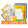 Simon Says Stamp Card Kit of the Month JUNE 2016 Look For the Miracles ck616