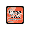Tim Holtz Distress Mini Ink Pad Rire Persimmon