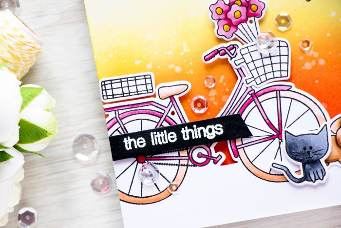 Simon Says Stamp | Enjoy The Little Things