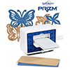 Spellbinders Prizm Die Cutting and Embossing Machine PZ-100