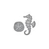 Spellbinders Seahorse and Sand Dollar Dies S1-015