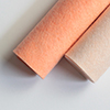 WPlus9 Shades of Peach Wool Felt