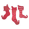 Spellbinders - Stocking Trio Die Set S3-221