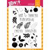 Wplus9 Fresh Cut Flowers Stamps