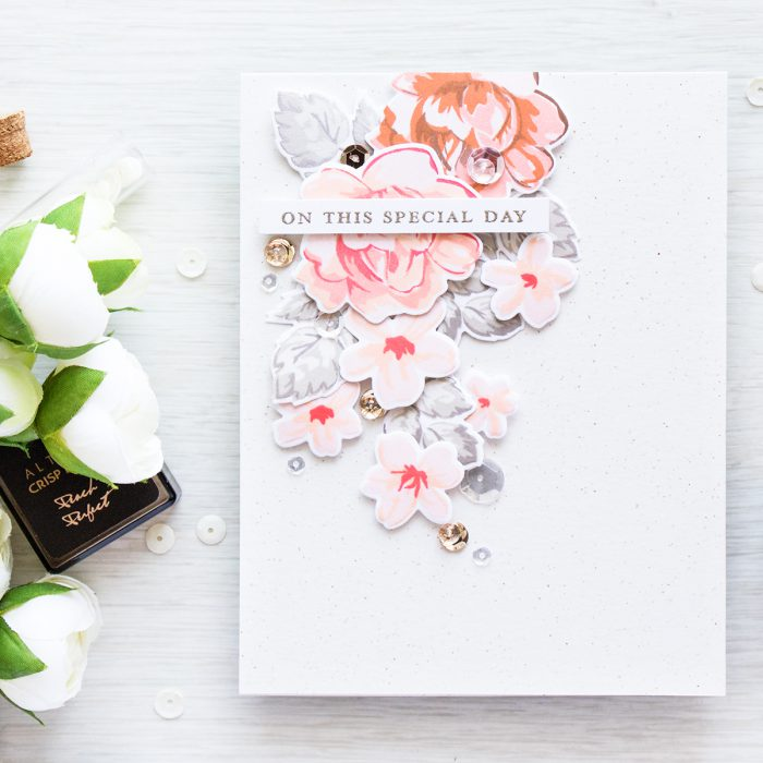 Altenew | Tips to selecting color combinations for cards. Video + Blog Hop