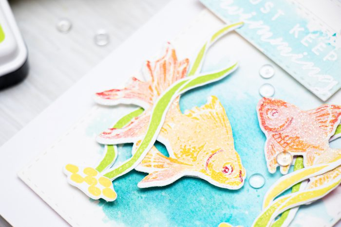 Hero Arts | Color Layering Blog Hop + Giveaway