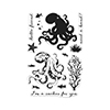 Hero Arts Color Layering Octopus Stamp Set CM104