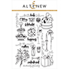 Altenew Celebrations Stamp Set