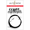 Altenew Coffee Ring Stamp Set