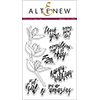 Altenew Floral Sprig Stamp Set
