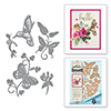 Spellbinders Stacey Caron Botanical Bliss Botanical Flutters Dies S4-640