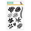Simon Says Clear Stamps Tropical Leaves